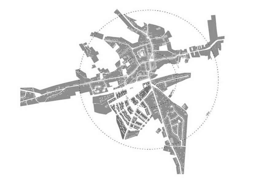 Urbanisme - plan genappe