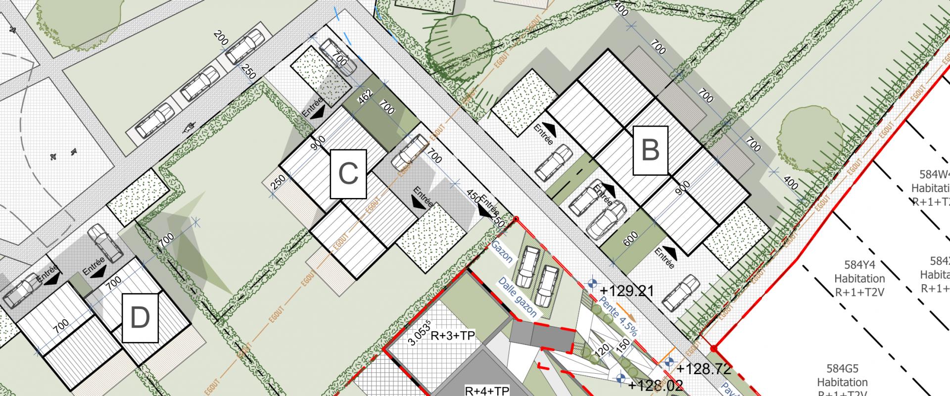 Urban planning | ABR Architects - Achitecture Urbanisme